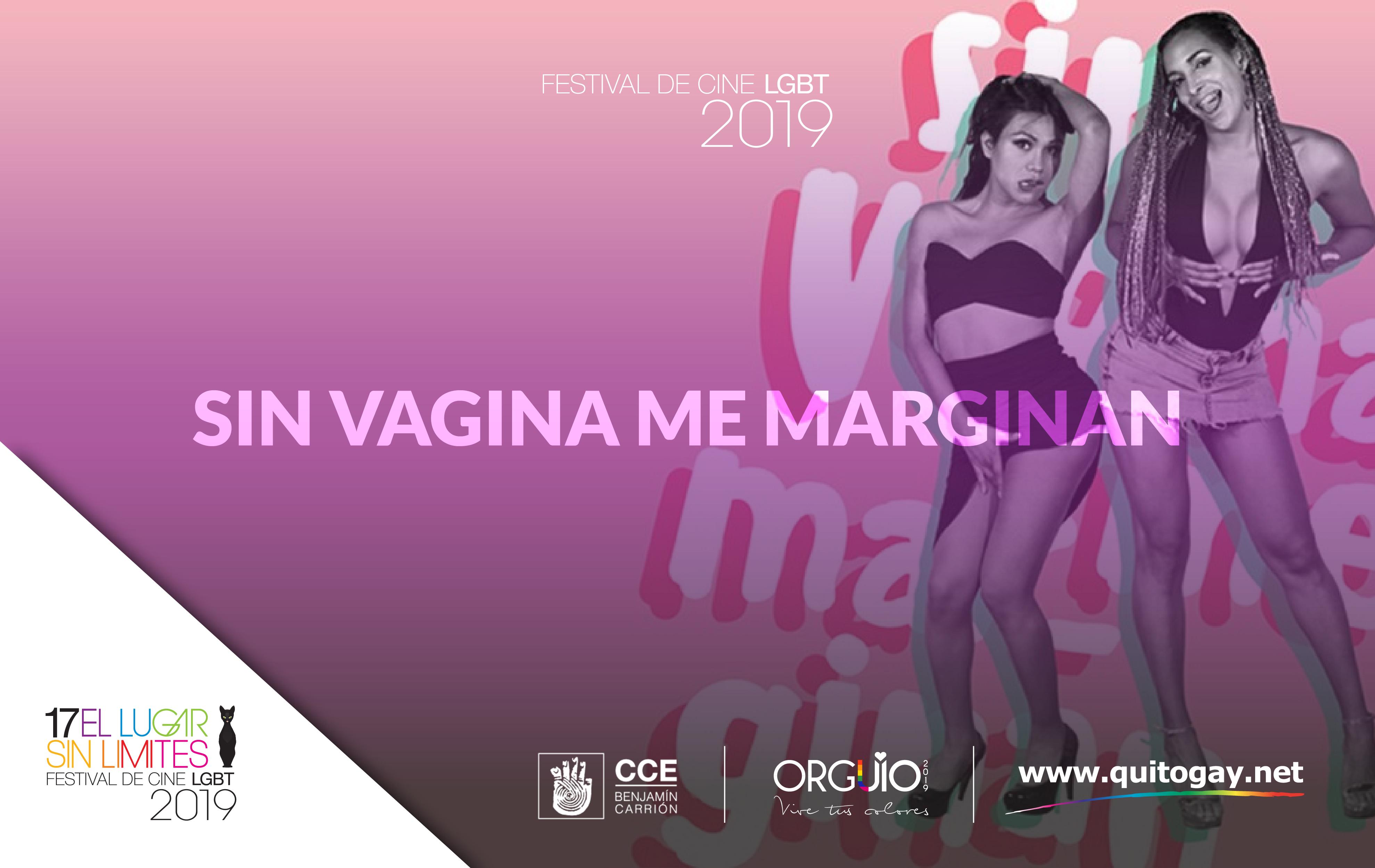 sin vagina me marginan